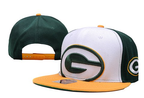 Green Bay Packers NFL Snapback Hat XDF029